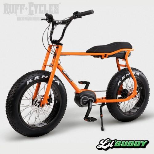 vélo-électrique-ruff-cycles-lil-buddy-ebike-bosch-Orange