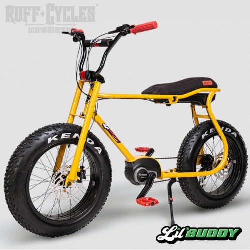 vélo-électrique-ruff-cycles-lil-buddy-ebike-bosch-Yellow