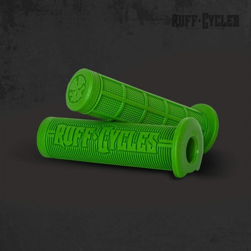 Poignées vertes RUFF Cycles pour Lil'Buddy