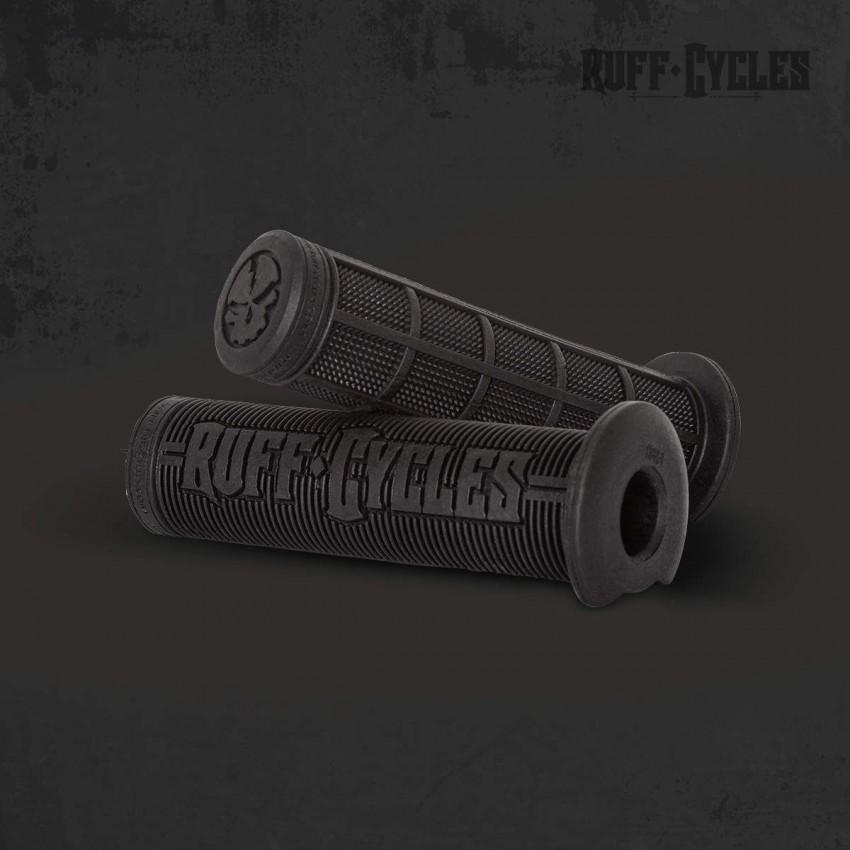 Poignées noires RUFF Cycles pour Lil'Buddy