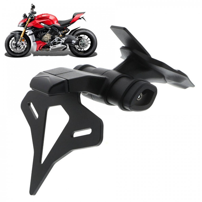 Support de plaque Evotech Performance - Streetfighter V4 /S - Ducati