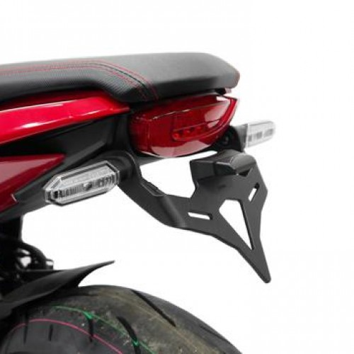 Support de plaque Evotech Performance - CBR650R 2021+ - Honda