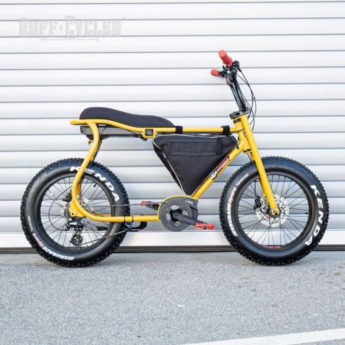 Sacoche de Cadre 9L - Lil'Buddy - Ruff Cycles