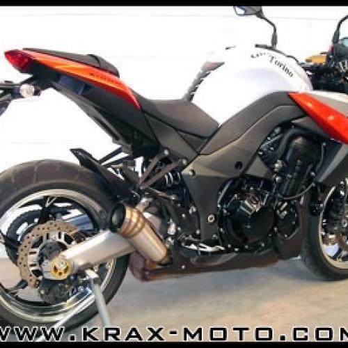 Silencieux G&G Bike 2010 - Z 1000 - Kawasaki