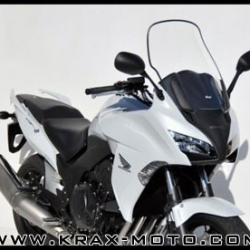 "Bulle Ermax Haute Protection +10cm ""2010+"" - CB/CBF 1000 - Honda"