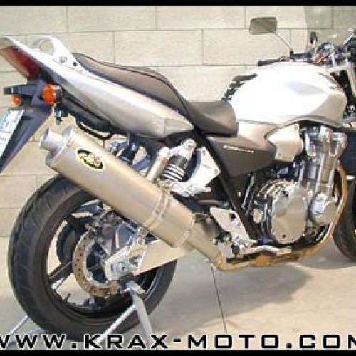 Silencieux G&G Bike - CB 1300 - Honda