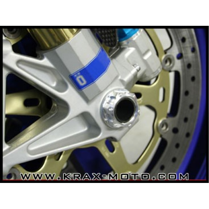 Ecrou de roue avant Evotech 1999-09 - Hornet 600 - Honda