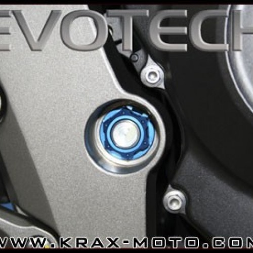 Ecrous Evotech Kit complet 3 pièces - CB 1000 R - Honda